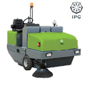 Ipc 191 D Ride On Sweeping Machine, Weight: 1350 Kg