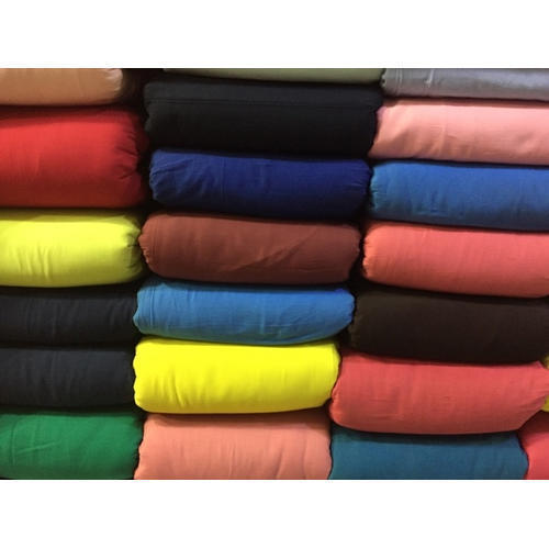 Formal MOR Plain Rayon Fabrics, For Clothing