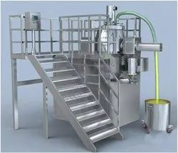 Rapid Mixer Granulator RMG Machine High Shear Mixers for Granulation
