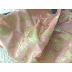 Western Jari Butta Fabric
