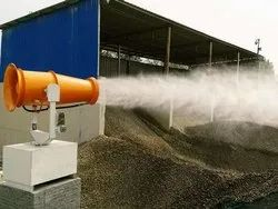 Air Pollution Control Dust Supression Equipment