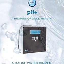 pH Plus Alkaline Water Ionizer