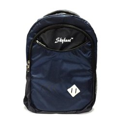 Polyester Printed Skyhunt College Bag