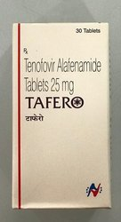 Tafer 25 Mg Tablets