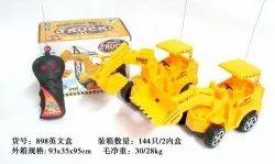 Mix Colour JCB Toy Close Radio Control 898