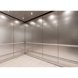 Stainless Steel Wall Panelling, Thickness: 0.3-0.6 mm