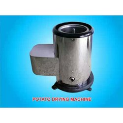 Potato Dryer Machine