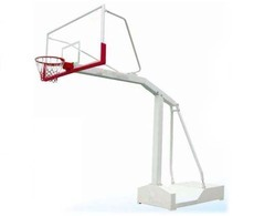 Movable Basketball Post