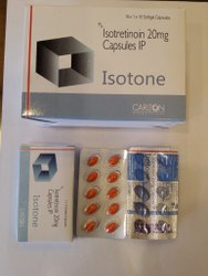 Isotretinoin 20 Mg Soft Gel Capsules