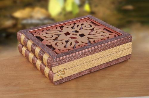 Wooden Bangle Box  for Jewelry, Size: 10x12 Inch