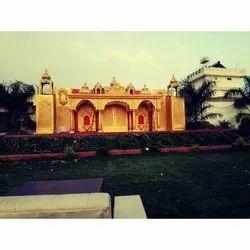 Marathi Wedding Stage