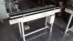 batch coding m/c with conveyor