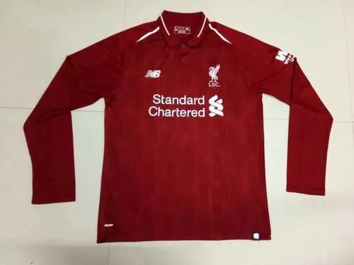 85a6c749086 KD Red Full   Half Sleeves 2018 19 Liverpool FC Home Kit