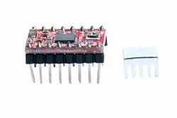 A4988 Microstepping Motor Driver With Heatsink