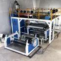 Printed Woven Bags Making Coating Machine