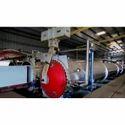 AAC Plant Horizontal Autoclave