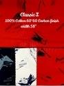 Cotton Carbon Finish Shirting Fabric (Classic Z)
