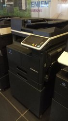 Konica Minolta 226i with ADF & Two Paper Trays