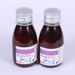 Paracetamol, Phenylephrine & Chlorpheniramine HCL Suspension