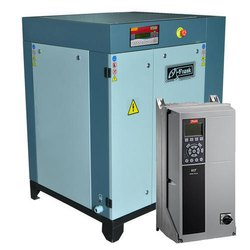 VFD / PM Drive Screw Compressor