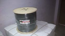 Rg6 Copper Coaxial Cable 100 Mtr