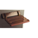 Folding Shower Teak Bench