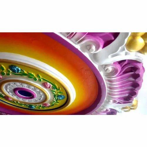 Pop Flower Ceiling Interior Designing Service In Bengaluru Sri Vinayaka Gypsum Decorators Id 19708851688