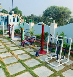 Outdoor Gym Machines