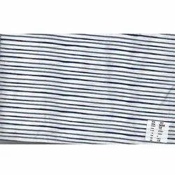 Slub Lycra Lining Fabric, Prints/Pattern: Check/stripes, Color: Multicolor