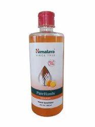 Himalaya Purehand Sanitizers - 500 Ml (Orange)