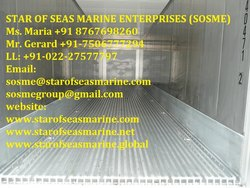 REFRIGERATED SHIPPING CONTAINER TRADERS FROM MUMBAI