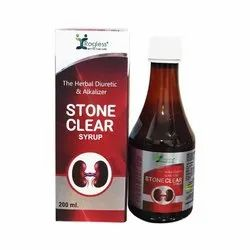 Stone Clear Syrup