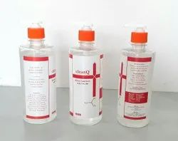 CleanQ Hand Sanitizer 500ml with 70% alcohol