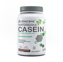 Casein Protein Powder Chocolate 1 kg