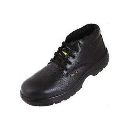 Action Milano Leather Safety Shoes at