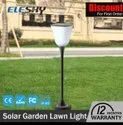 Solar Garden Light / Post Lamp