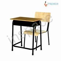 Flex - Single Seater - Student Desk & Chair