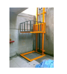 Fixed Vertical Goods Lift