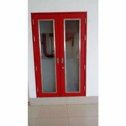 Hose Reel Door