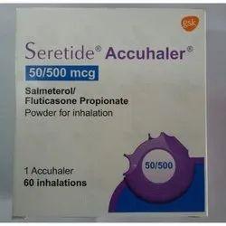 Seretide 50mcg/500mcg Accuhaler