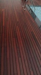 IPE Decking Flooring