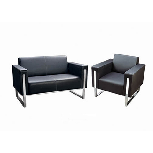 Zeta Modern Office Sofa Model Emilia