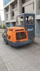 Industrial Sweeping Machines