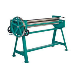 Hand Operated Roll Bending Machines