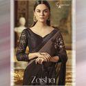 T & M Designs Zaisha Georgette Saree