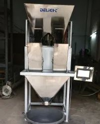 Head Weigher Filler Up Machine