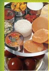 South Indian Variety Rice Thali