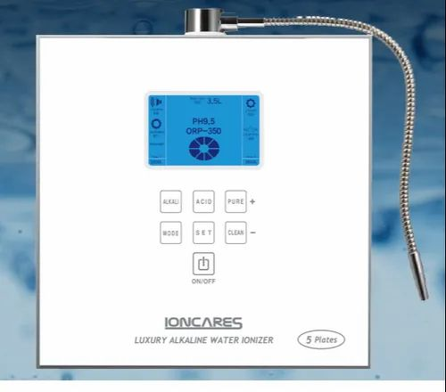 Ioncares 5 Plate Water Ionizer