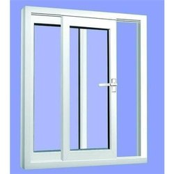 Powder Coating Aluminium Residential Sliding Window