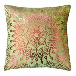 Printed Cushion Cover Designer Bed or Sofa Pillow Case And Shams